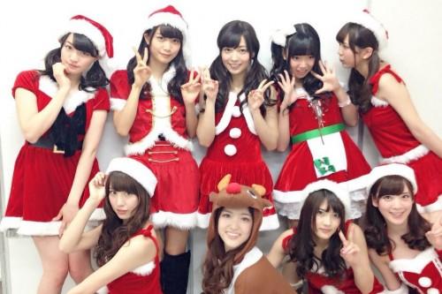 nogizaka46-santa