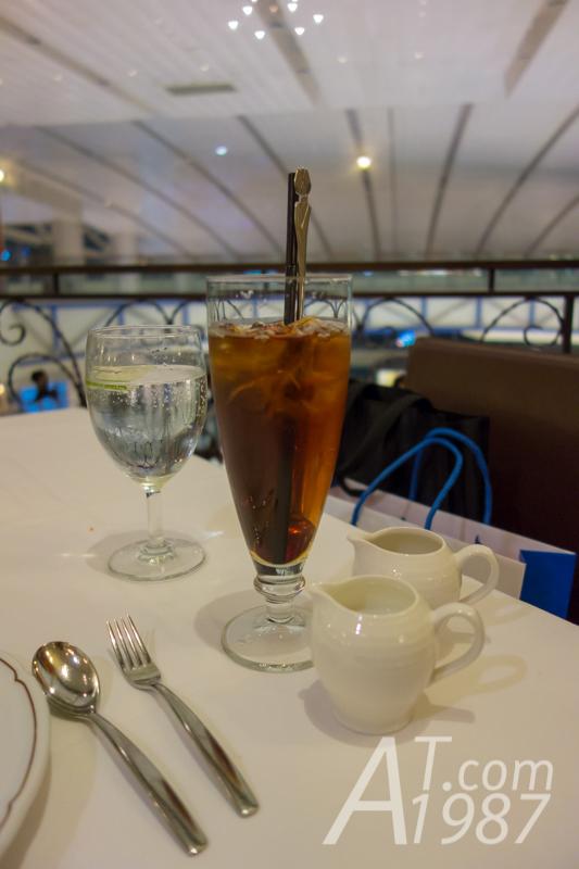 TRASTEVERE Taipei – Iced Tea