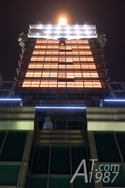 Taipei 101 – Tip of the Spire