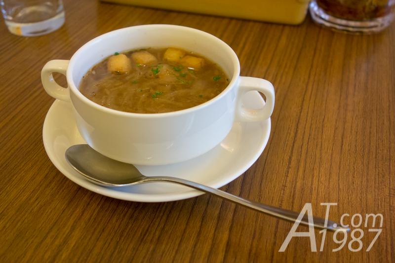 CoCoICHIBANYA Ximending – Onion Soup