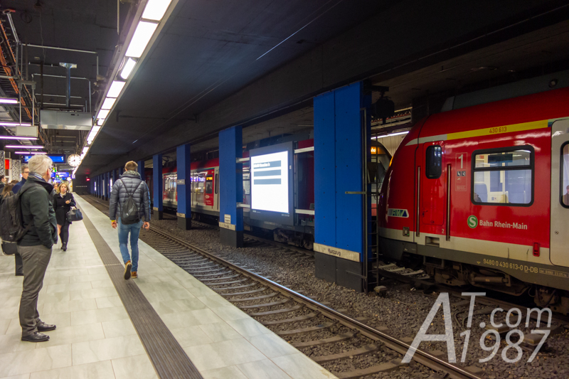 Frankfurt (Main) Flughafen Regionalbahnhof