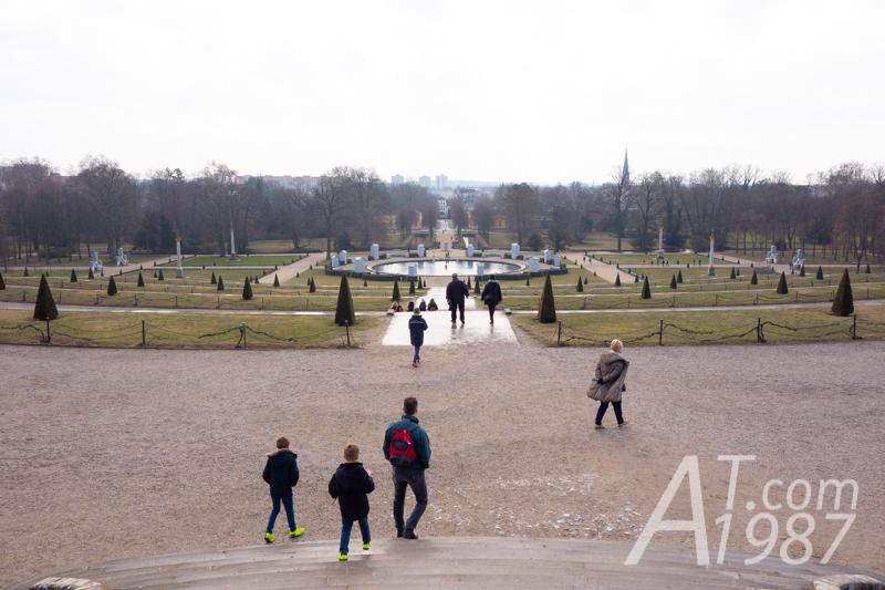 Sanssouci Palace – Terrace Garden