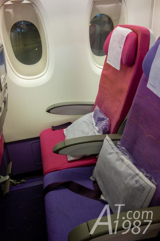 Thai Airways A380 – Seats