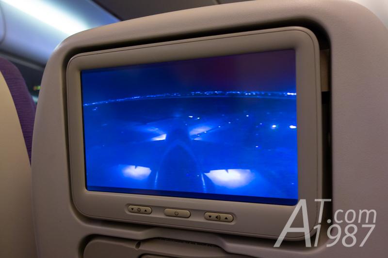 Thai Airways A380 – External Camera