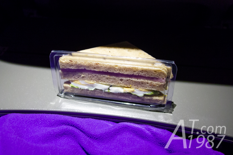 Thai Airways – Sandwich