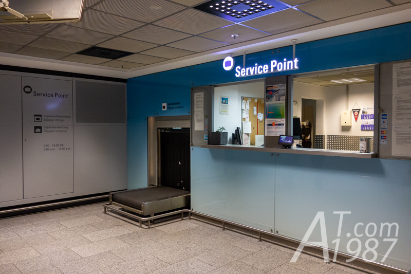 Frankfurt Airport – Service Point