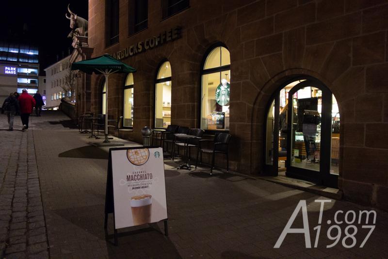 Starbucks Hauptmarkt 1