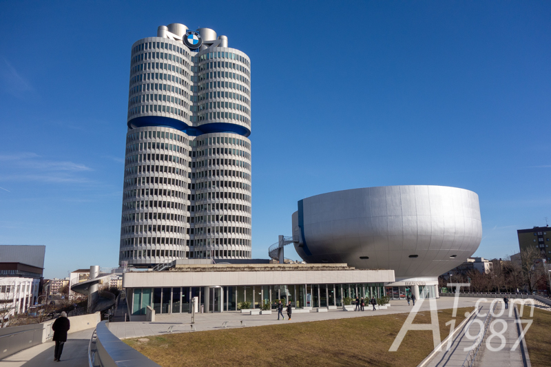 BMW Tower and Museum