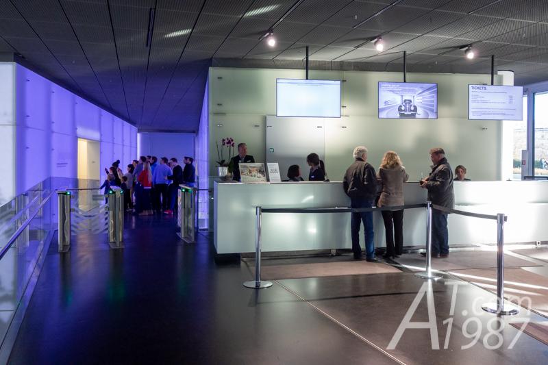 BMW Museum – Museum Foyer