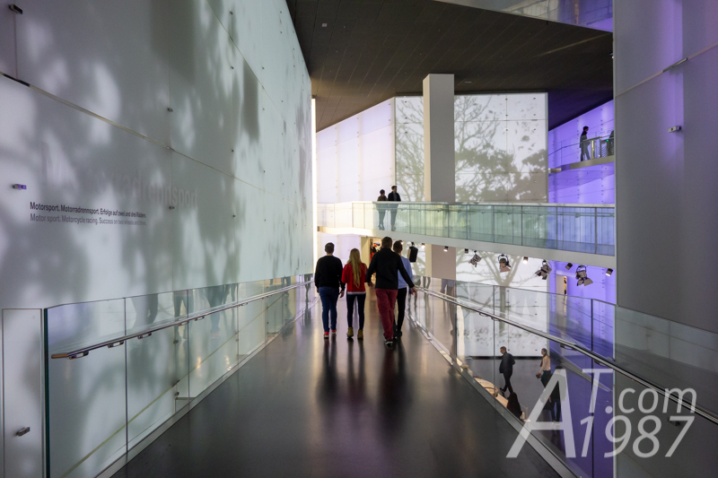 BMW Museum Exhibition Houses