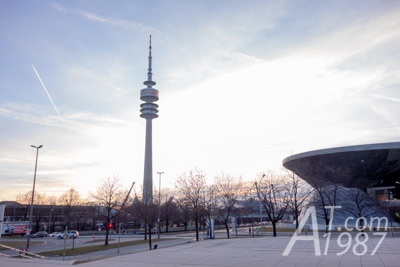 Olympiaturm & BMW Welt