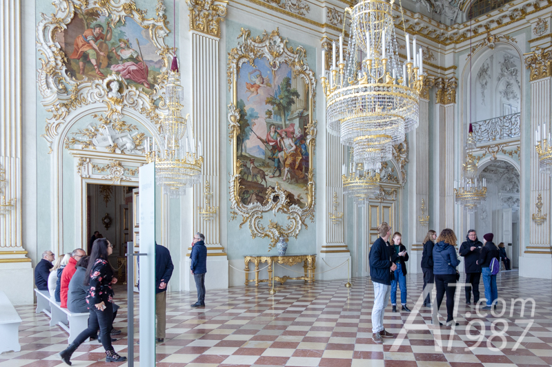 Nymphenburg Palace – Great Hall