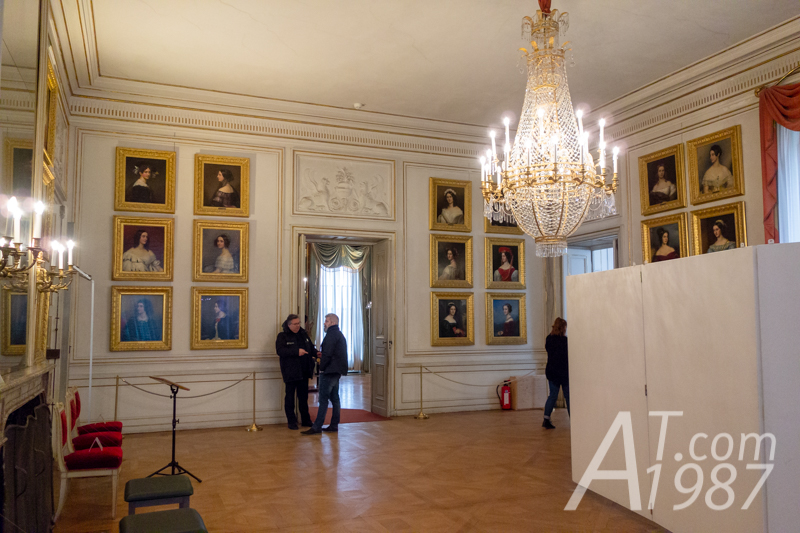 Gallery of Beauties of King Ludwig I of Bavaria