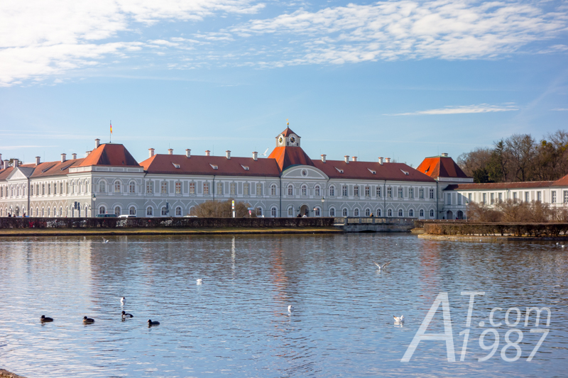 Nymphenburg Palace – Riding Stable