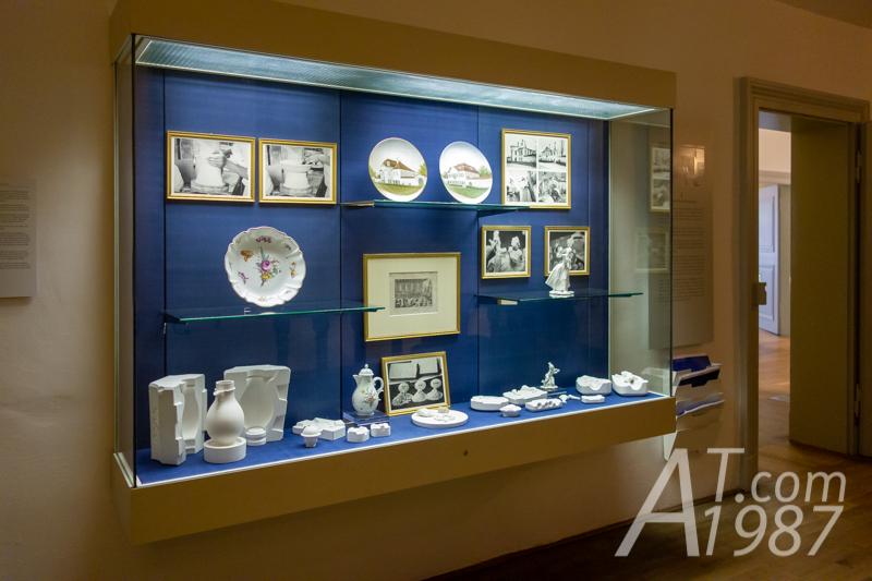Nymphenburg Porcelian Museum
